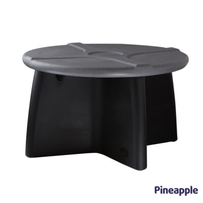 Ryno dining table - moulded top